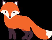 standing-fox