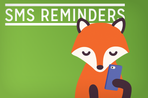 SMS Reminders - foxy texting