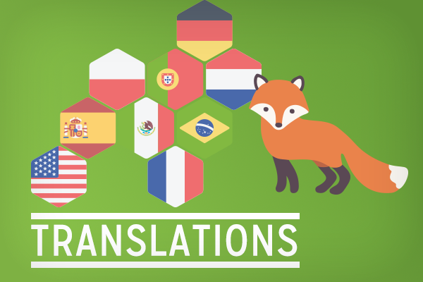 Translations feature