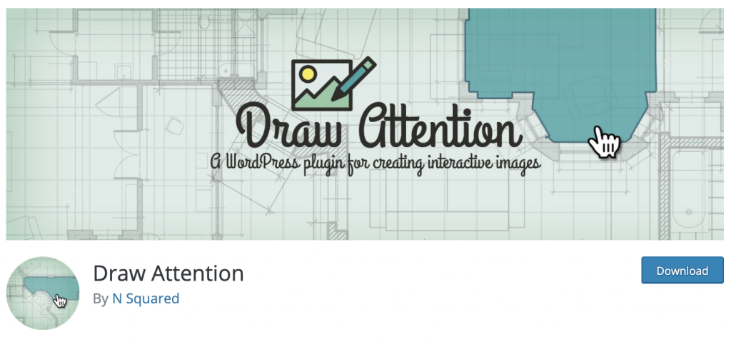 Draw Attention image maps Plugin
