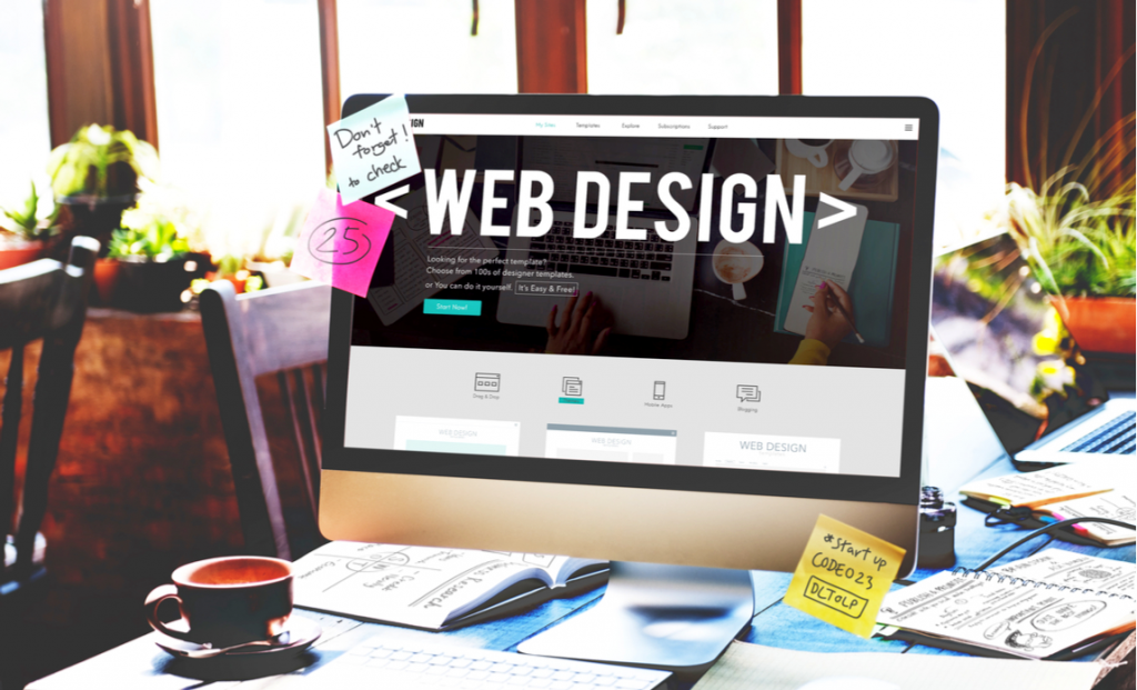 Web Design Business Featured Image