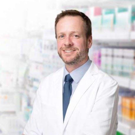 Brett Kvenild, Lead Pharmacist