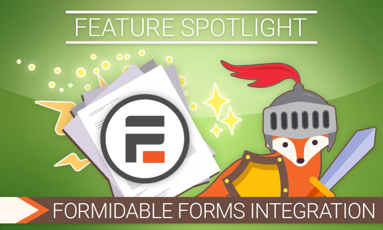 Formidable Forms Integration Feature Spotlight