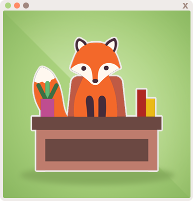 Foxy ready to take appointments for license renewals and issuing IDs.