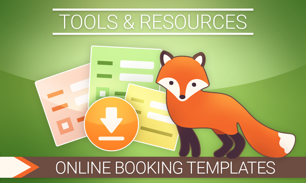 Online Booking Templates