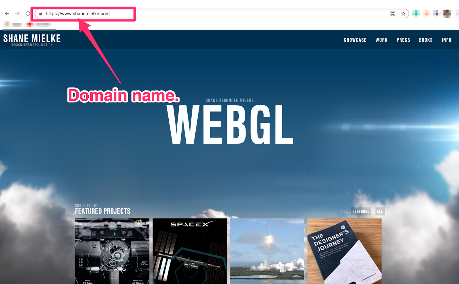 Web Design Business Website